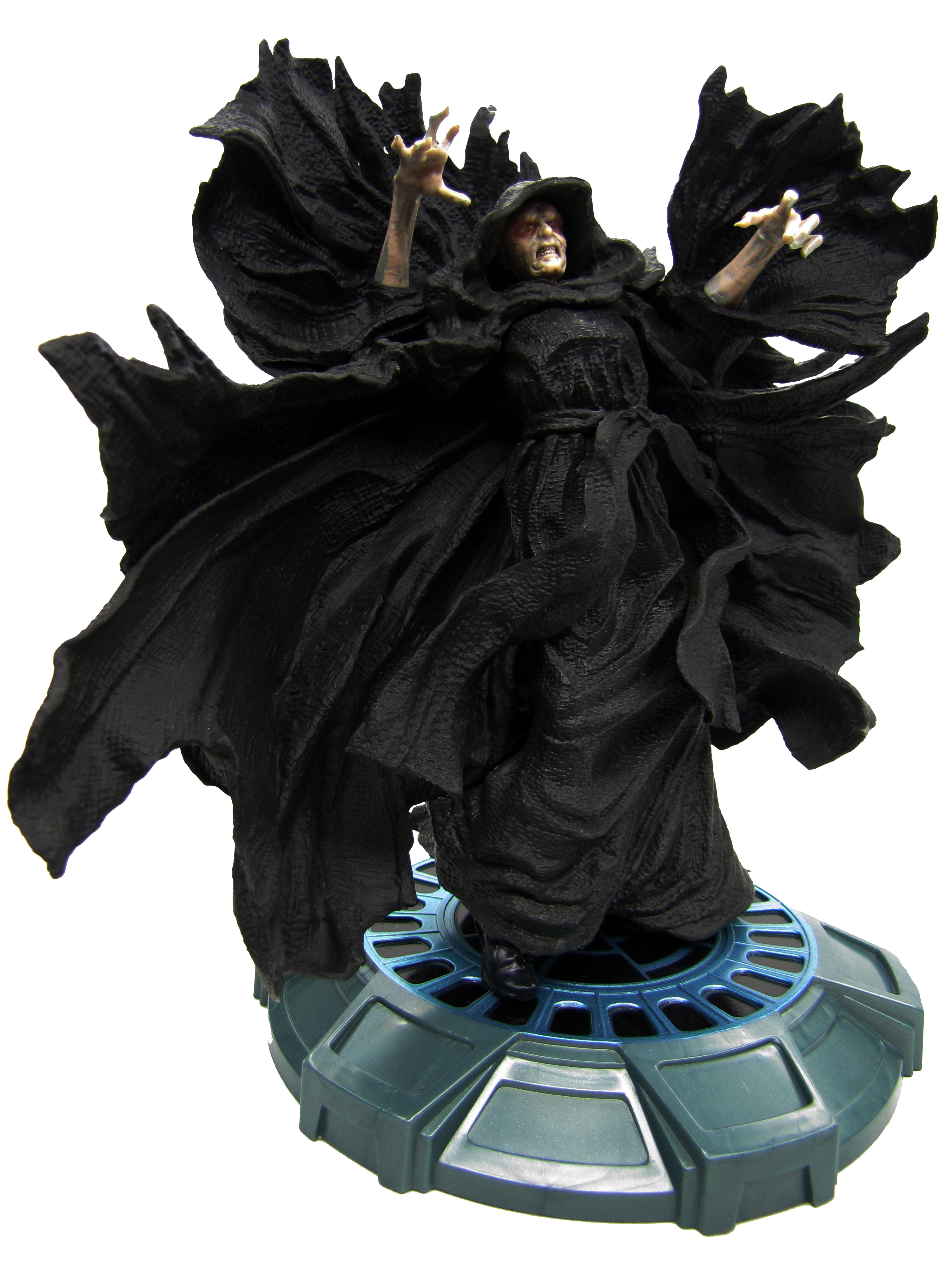 2003 Star Wars Unleashed DARTH SIDIOUS Complete